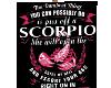 [MJ]Scorpio Sign