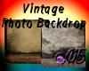 Vintage Photo Backdrop