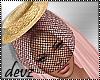 ! Veiled Hat