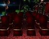 Midnight Wedding Chairs