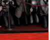 Red carpet DJ light