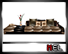 [MEL] Brown Big Couch