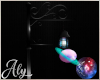 Earth Street Lamp