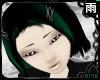 Marlina Hair Green