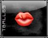 Lips Bling Sticker