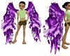 Oto's Purple S AngelWING