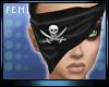 M * Pirate Bandana Fem