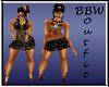 BBW Sexy June Black GA