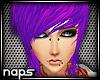 !N! Es Emo Purple Hair