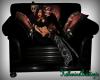 `KA` couple chair