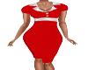 C-Vintage Dress-Red