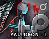 TP Cyberpunk L Pauldron