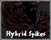 Hybrid Spikes
