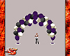 Wed/Party Ballons Purple