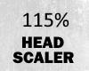HEAD SCALER
