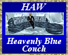 Heavenly Blue Couch