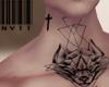 Neck.. Tattoos