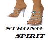 Black pearl heels