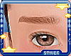 Kids Eyebrows Ginger