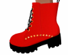 Starlite Boots-Red