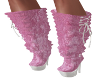 Pinkette Winter Boots