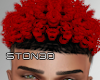Red Curly Fade '20