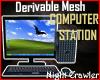 Computer Station Mesh