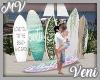*MV* Surfboard Kiss