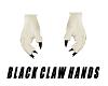 Wolf  Claws Black
