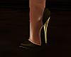 Brown Holiday Heel