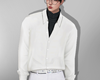 Fall White Suit