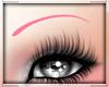 Pink Eyebrows ~
