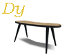 Retro Curved Table G