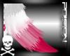 [IVY]Fox Tail White/Pink