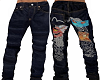 HipHop Jeans Derivable