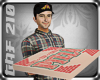 Pizza boy! Delivery guy