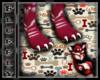 Love Kitty Feet (M)