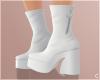 !© Gogo Boots White