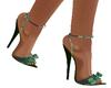 St. Patricks Bow Heels