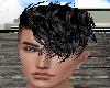 Black Beach Hair