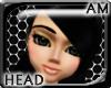 [AM] Faith .89' Head
