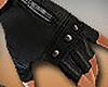 Biker Gloves Black