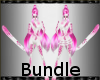 Pink Snow Leopard Bundle