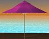 Tropical Pink Umbrella