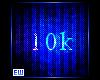 10k cred Support Sticker