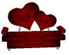[I] Heart Sofa