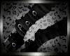 Buckles Boots Black Grey