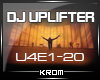 [KROM] DJ UPLIFTER VOL.4