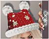 S! XMAS Snow Hat