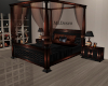 ~DES~ Queen Canopy Bed